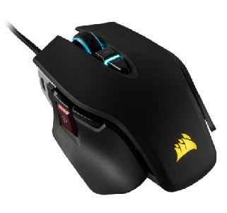 Mouse Gamer CORSAIR M65 RGB ELITE Gaming Mouse Backlit RGB LED Optical - Descuento en efectivo $  IVA Incluido